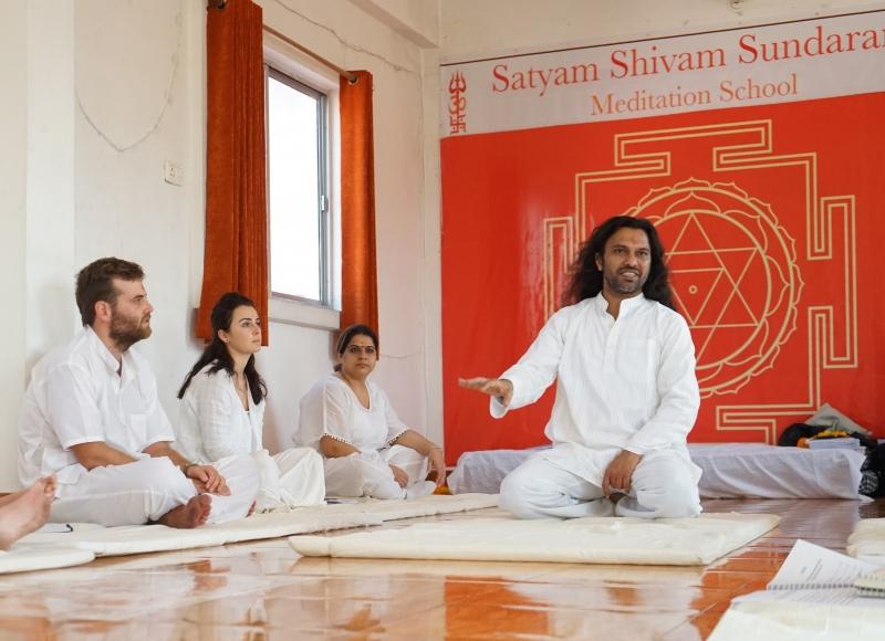 Shiva Girish Meditation Master