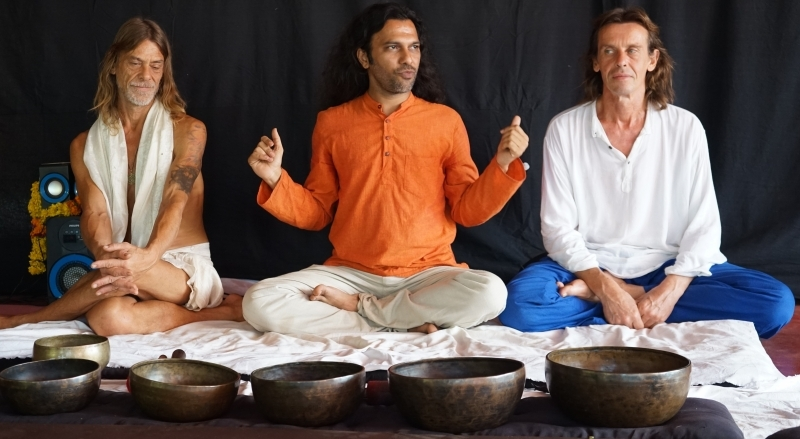Tibetan Singing Bowls HealingSound Training India