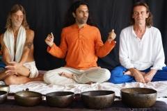 Tibetan Singing Bowls HealingSound Training India