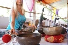 Tibetan Singing Bowls Sound Healing Training Goa