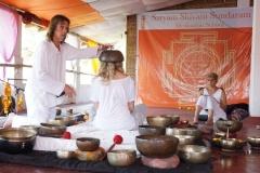 seven Chakra Sound healing courses india