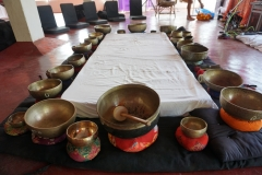 Hand Made tibetan singing bowls