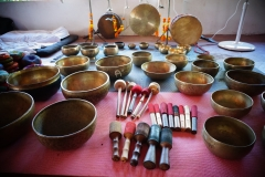 Opening Ceromony Sound Healing Teacher Training certification India 1